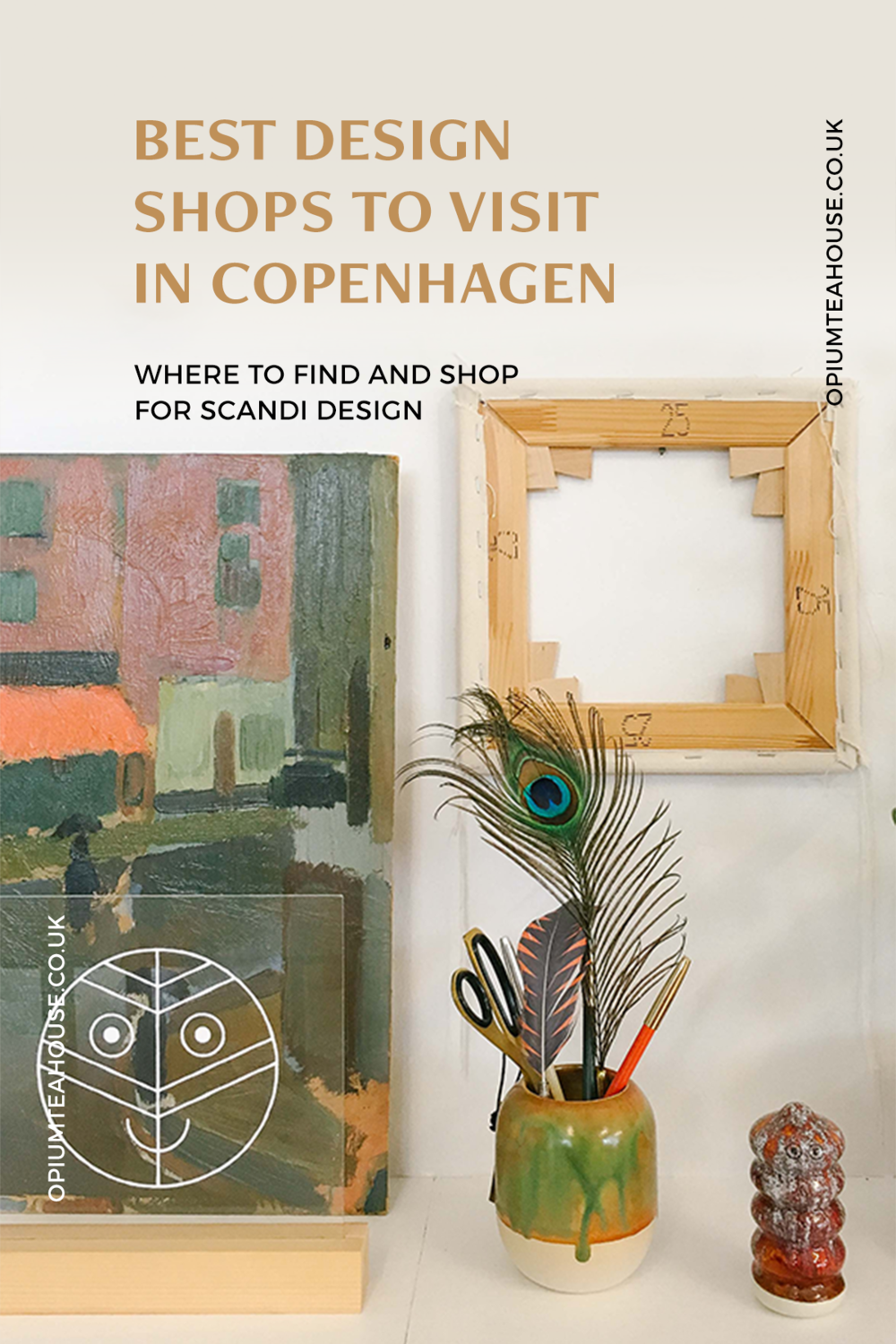Copenhagen Best Design Shops