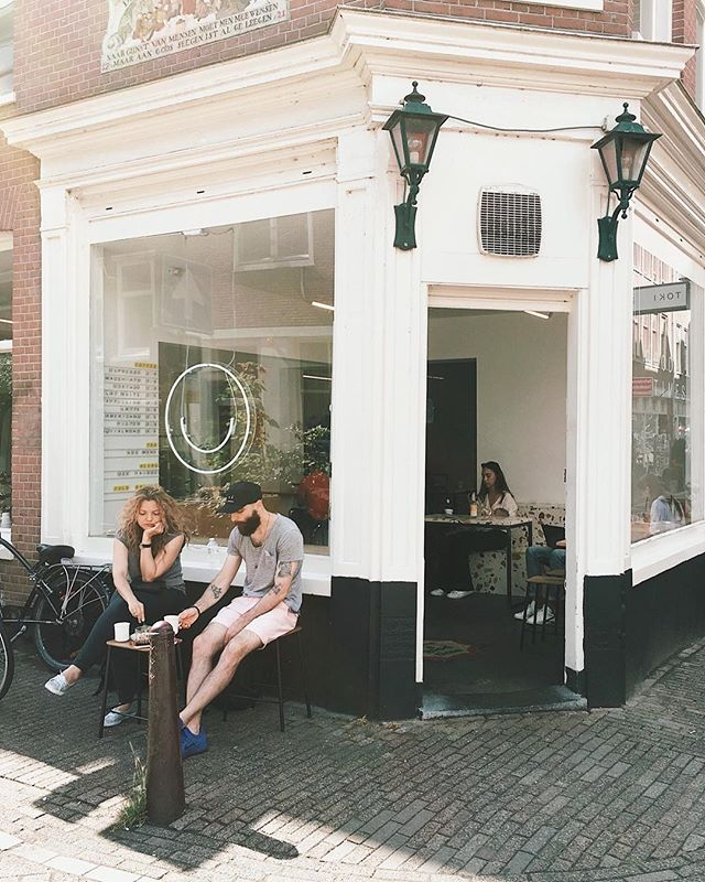 While the Utrecht's coffee scene is vibrant enough for me to not have time to check out all the places, I did made the trip to Amsterdam to check out Tokiho.⠀ ⠀ Cycling from Amsterdam Zuid all the way north also made me realise the secret for a successful bike ride in the city: bell ringing! ⠀ ⠀ ⠀ ❈ ⠀ ⠀ #opiumteahouse #amsterdam #visitholland⠀ ⠀ ❈ ⠀ ⠀ #welltravelled #mytinyatlas #passionpassport #thisisholland #stayandwander #wonderful_places #theconstantlycurious #roamtravels #storefrontcollective #passionpassport #theglobewanderer #thehappynow #thenetherlands #visitamsterdam  #SUITCASEtravels #travelphotography #guardiantravelsnaps #lifewelltravelled #coffeee #pathport #living_destinations #topamsterdamphoto #amsterdamworld