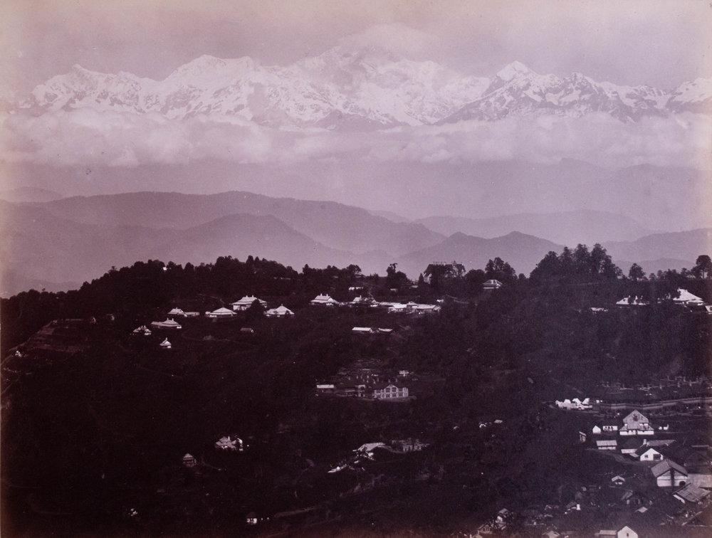Vue de Darjeeling 1