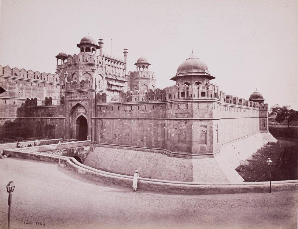 Porte de Lahore, Delhi