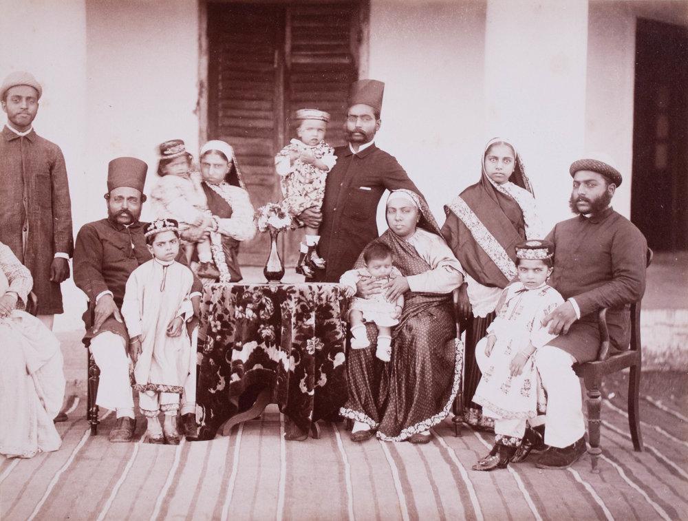 Famille de Parsis