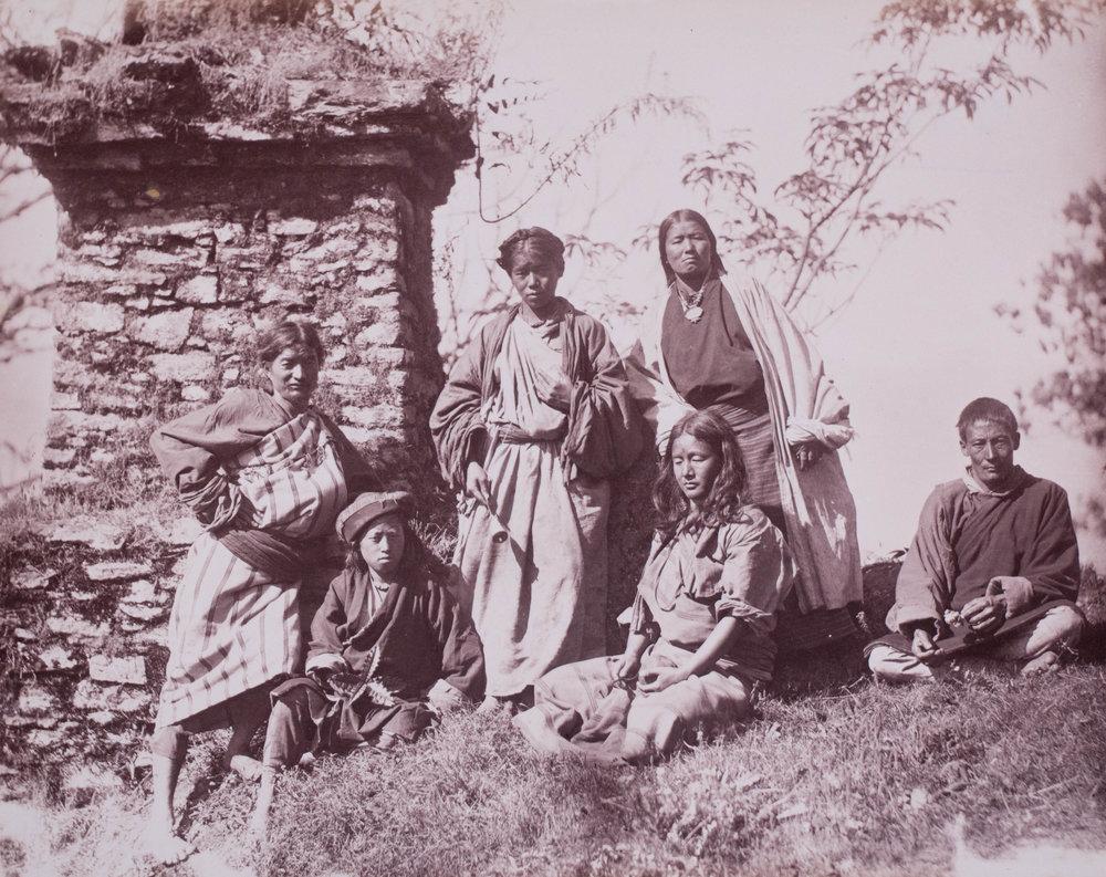 Indigènes de Darjeeling