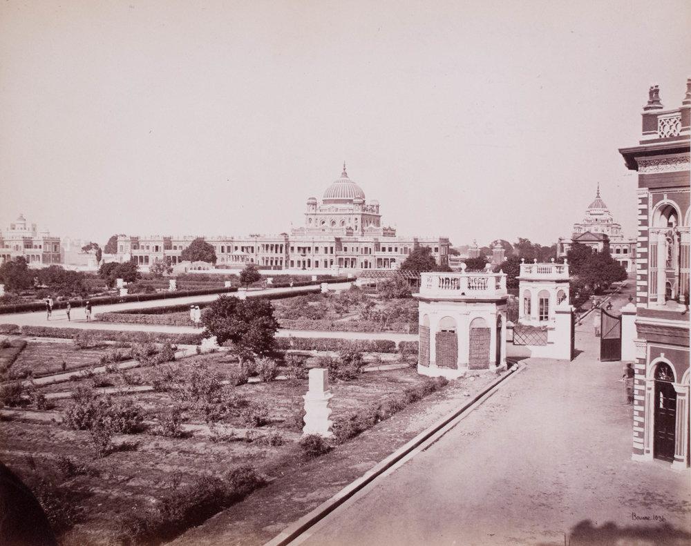 Kaiser Bach Palace, Lucknow