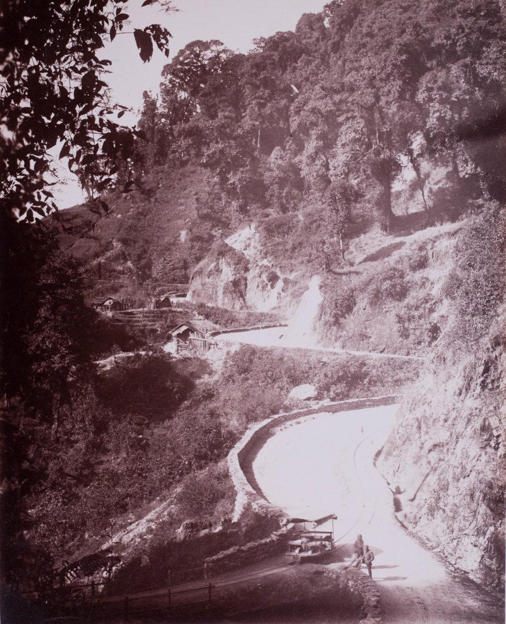 Le chemin de fer de Darjeeling 1