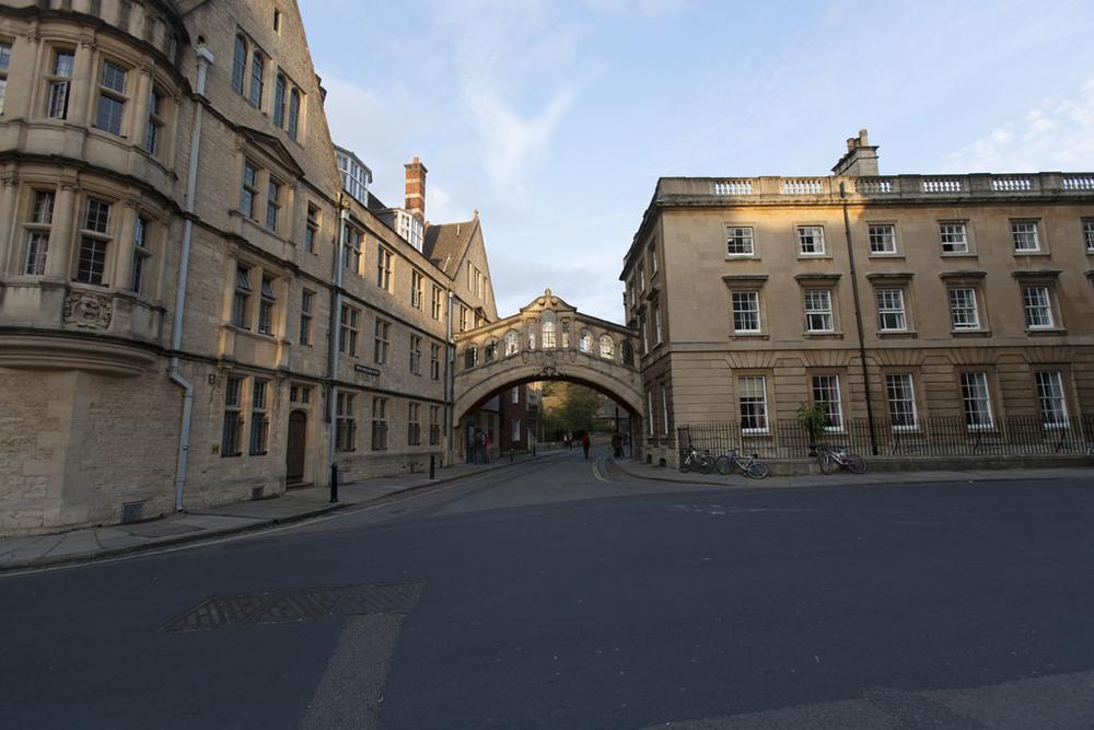 Oxford arch -  © Mario Julio Georgiou 2016