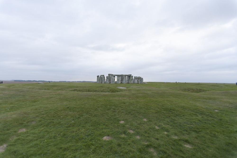 Stonehenge II -  © Mario Julio Georgiou 2016
