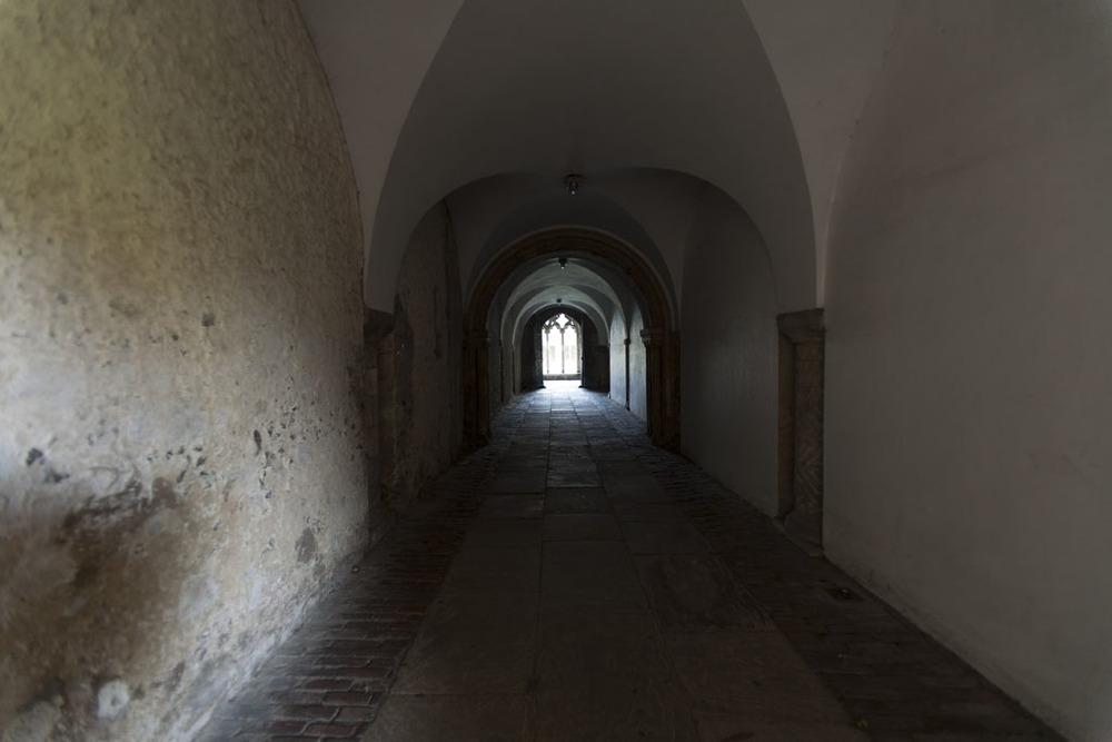Canterbury Hallway -  © Mario Julio Georgiou 2016