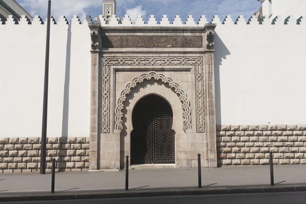 Islamic Portal in Paris - © Mario Julio Georgiou 2016