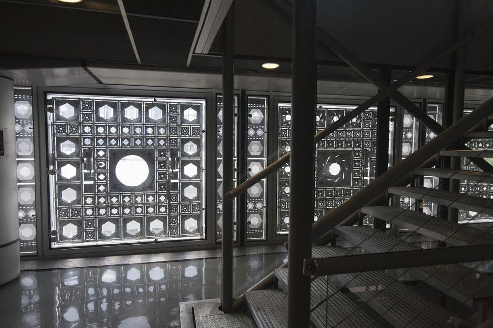 Inside the Islamic Centre in Paris - © Mario Julio Georgiou 2016