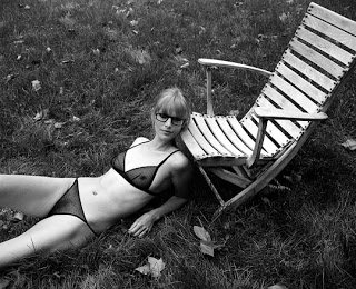Emma for Vogue Paris - Copyright, Sam Haskins