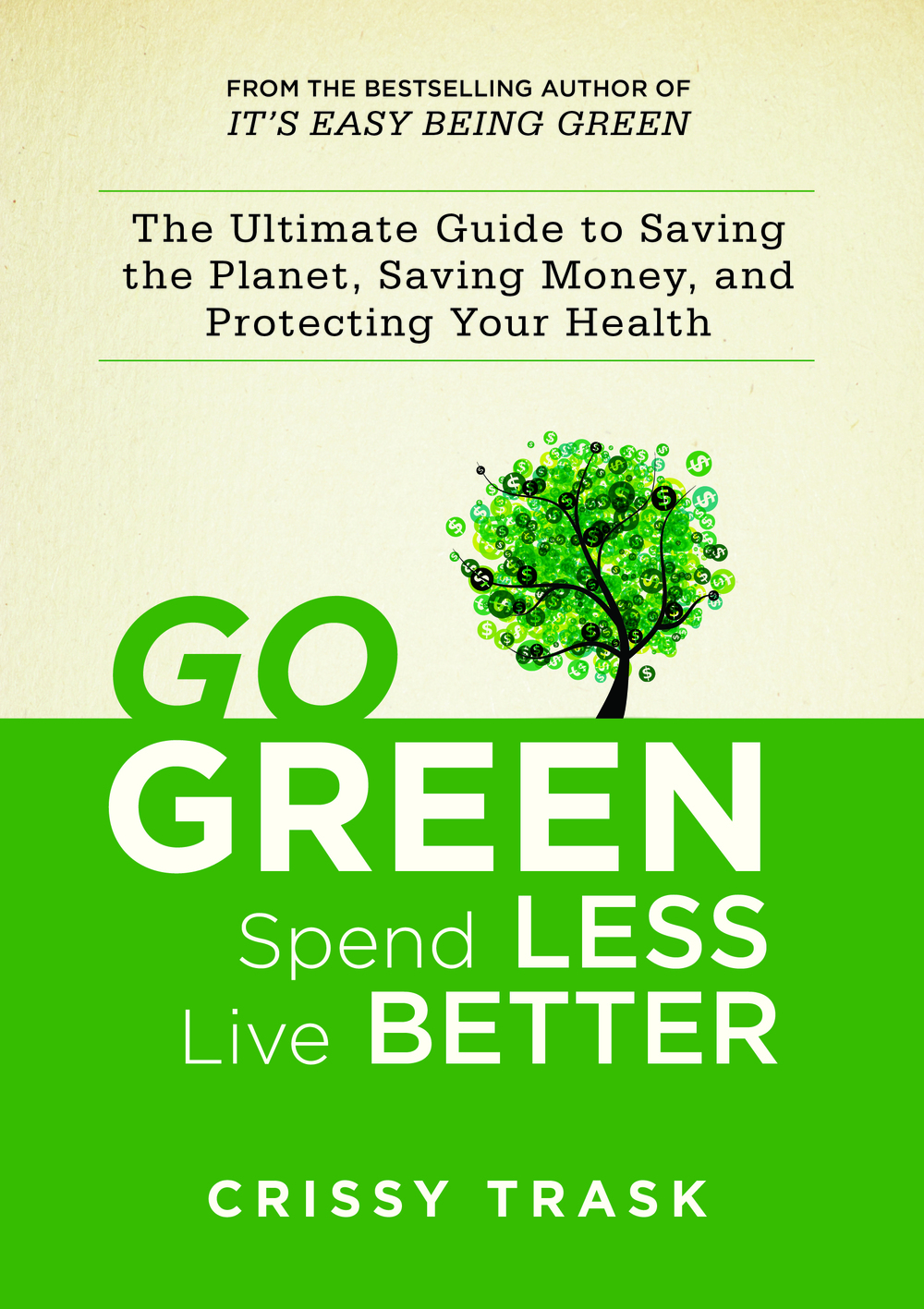 Go Green, Spend Less Live, Better