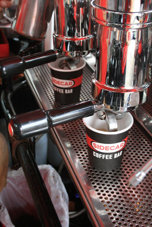 Coffee - Sidecar Coffee Bar Hotel Elephant