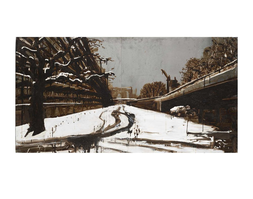 Reuben Powell - Heygate Winter