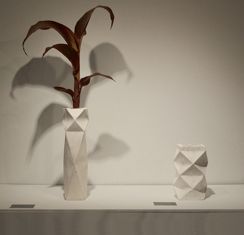Concrete Vase by Dust London at Spare Street