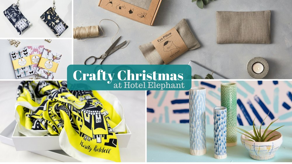 Crafty Christmas at Hotel Elephant