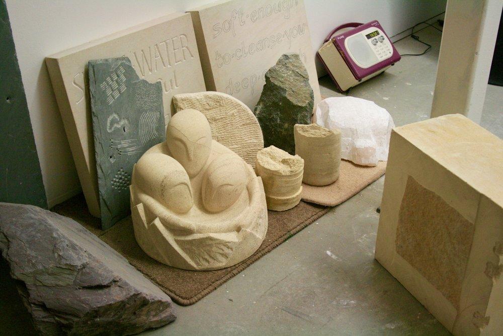 Judith Pollock Stones
