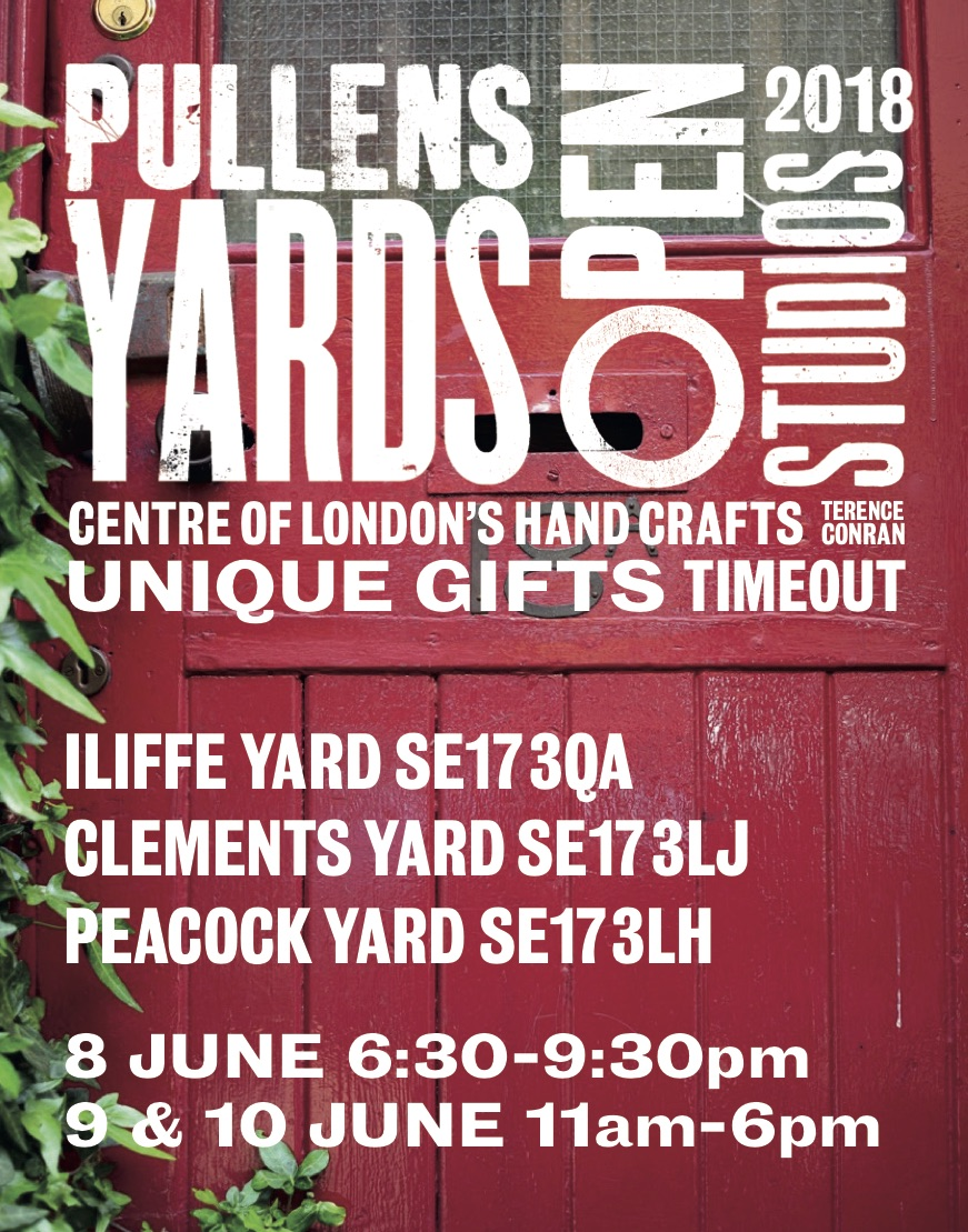 Pullens Yards Summer Open Studios © Pullens Yards