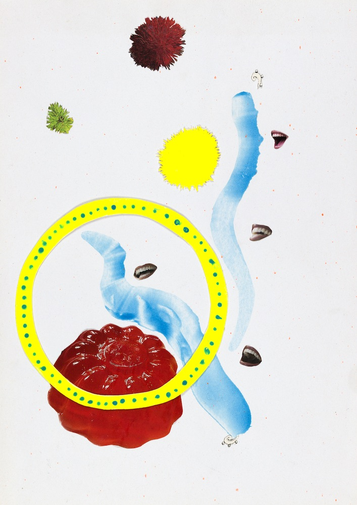 Lucy Irwin - lucyirwin.co.ukLucy Irwin is a paper based artist working predominately in collage and print. Her collages are playfully packed with colour and luscious imagery of femininity.