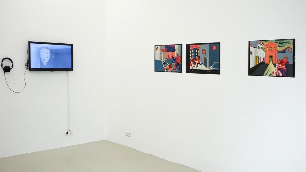 Exhibition view 3