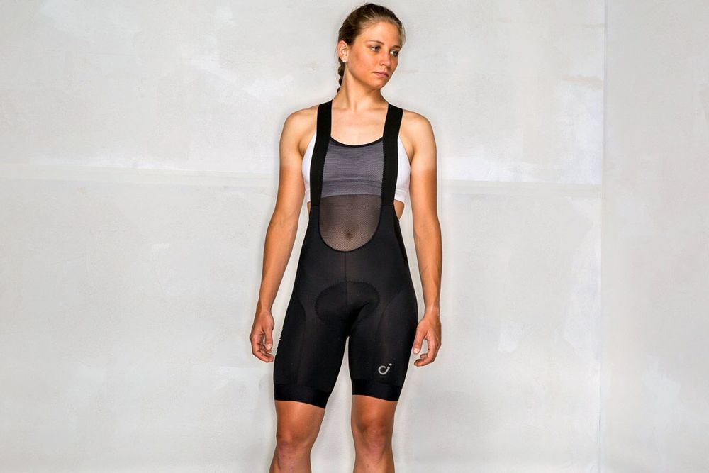 Velocio Signature Bib Shorts with Zipper