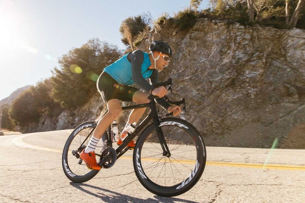 Former Pro Ted King Wears Velocio