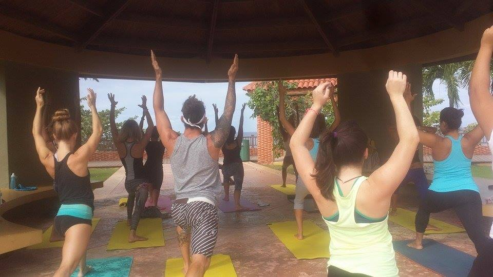 Yoga creates powerful connection. Come experience a Rincon commUNITY Yoga Class every Sunday at 9:30am at the Lighthouse.