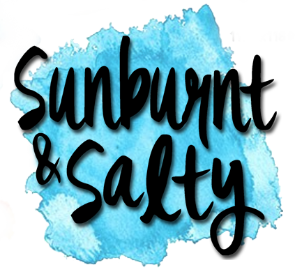 Sunburnt & Salty: Yoga + Surfing + Lifestyle