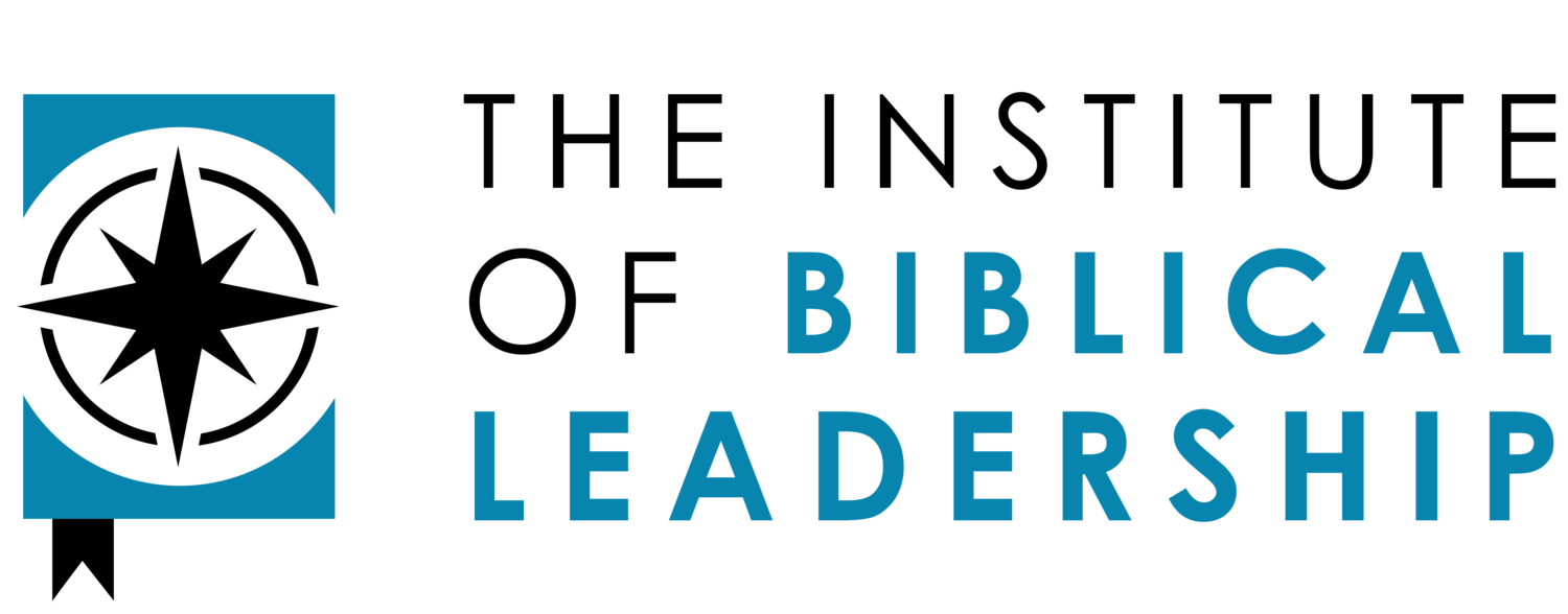 The Institute of Biblical Leadership