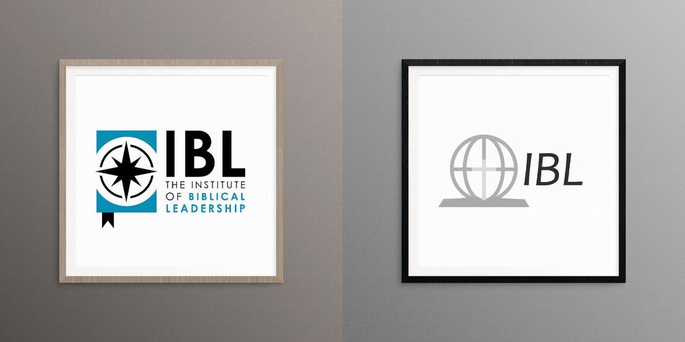 Left: new logo. Right: old logo.