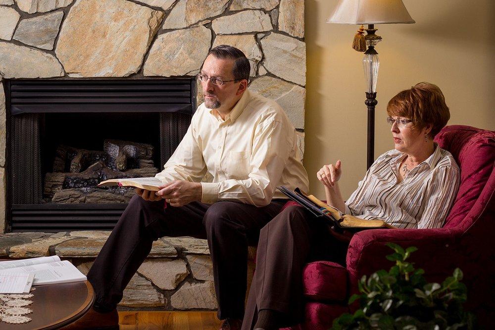 Biblical Leadership Counseling