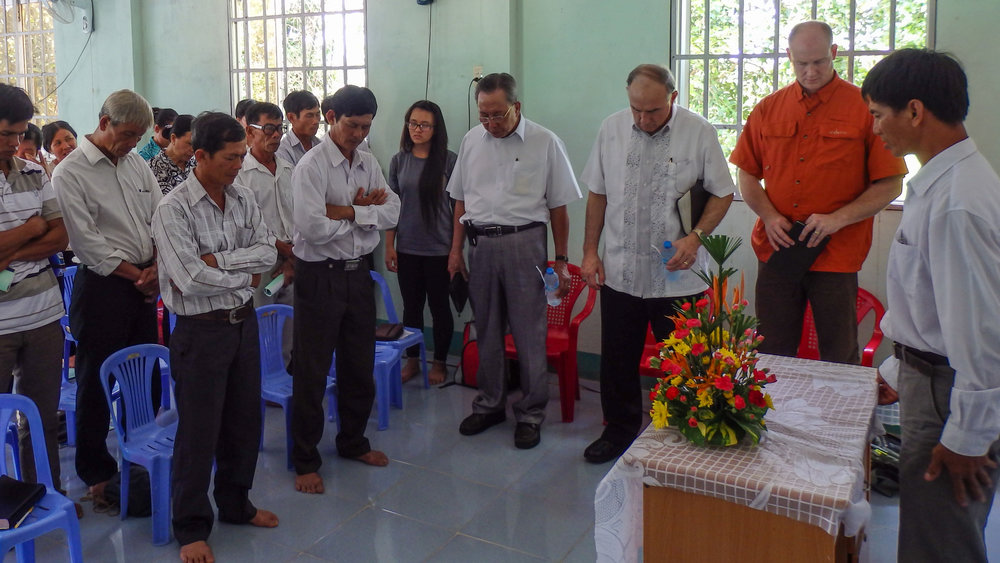 Institute of Biblical Leadership Vietnam
