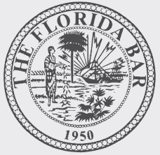 Licensed to practice law in Florida.