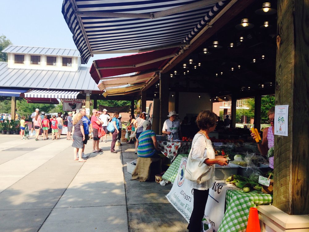 Mt. Pleasant Farmers Market