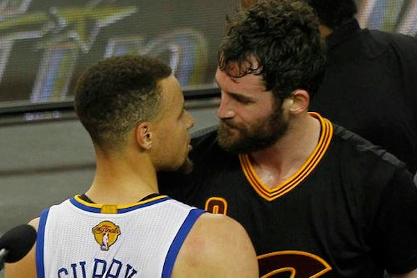 Kevin Love Steph Curry - VFTT