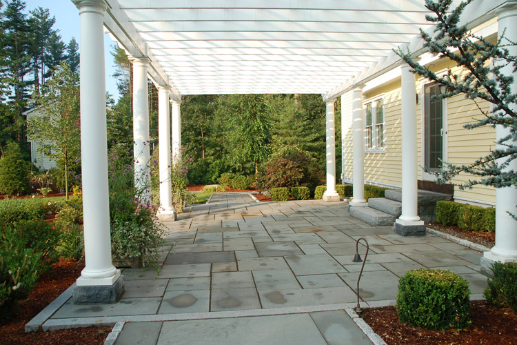 Bluestone Patio, Westford