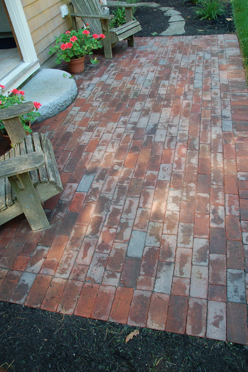 Brick Patio