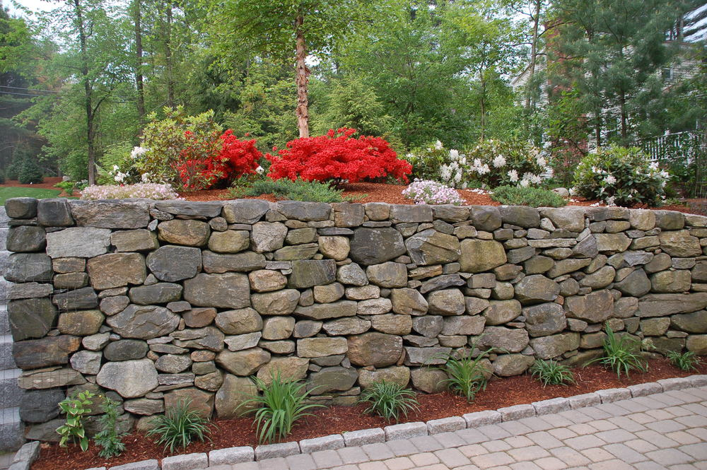 Fieldstone Wall, Westford