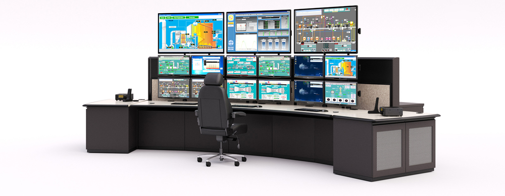CONTROL ROOM CONSOLE