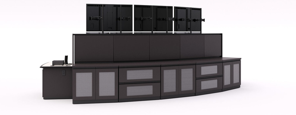 CONTROL ROOM CONSOLE MANUFACTURER