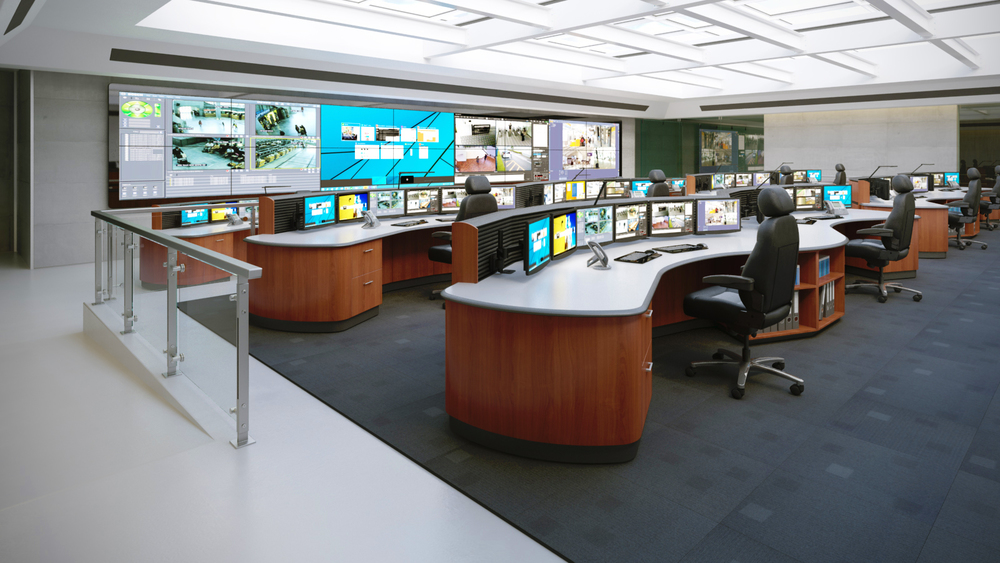 DESIGN YOUR CONTROL ROOM