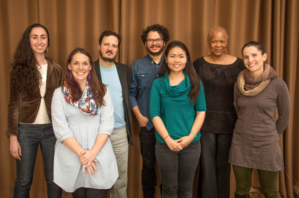 Creative City's fourth cohort of Boston artists. (Photo courtesy: NEFA)