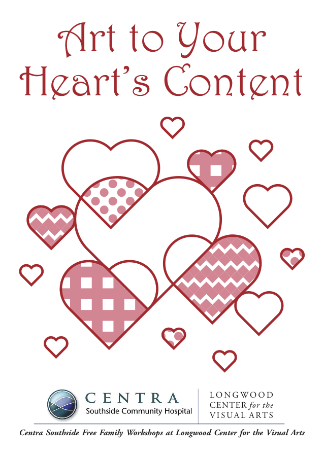 Art to Your Heart's Content Postcard