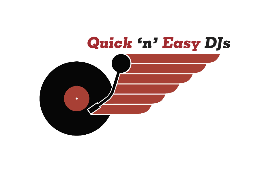 Quick 'n' Easy DJs Logo