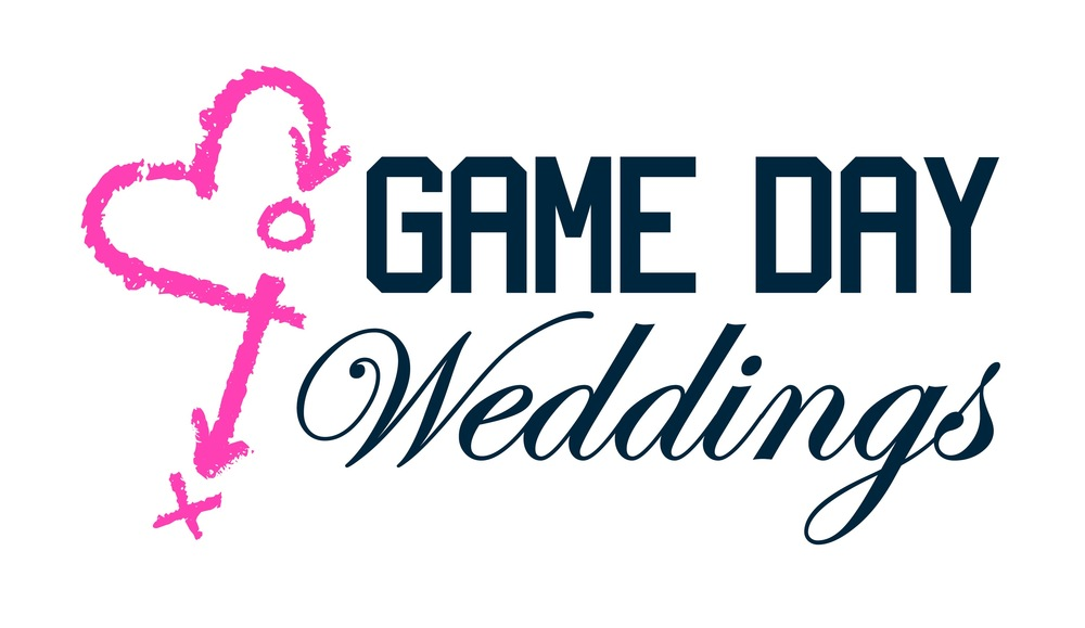 Game Day Weddings Logo