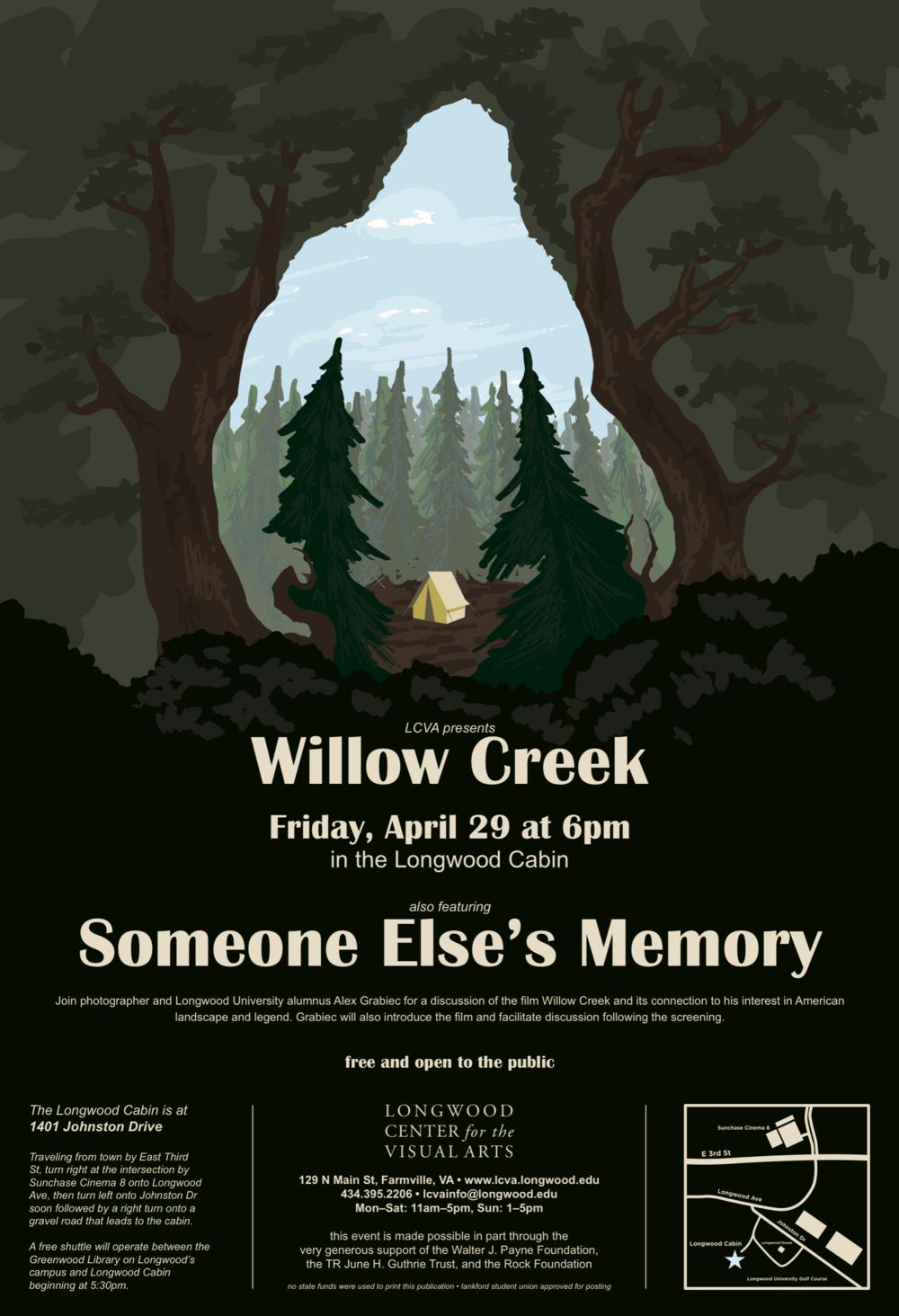 Willow Creek Screening