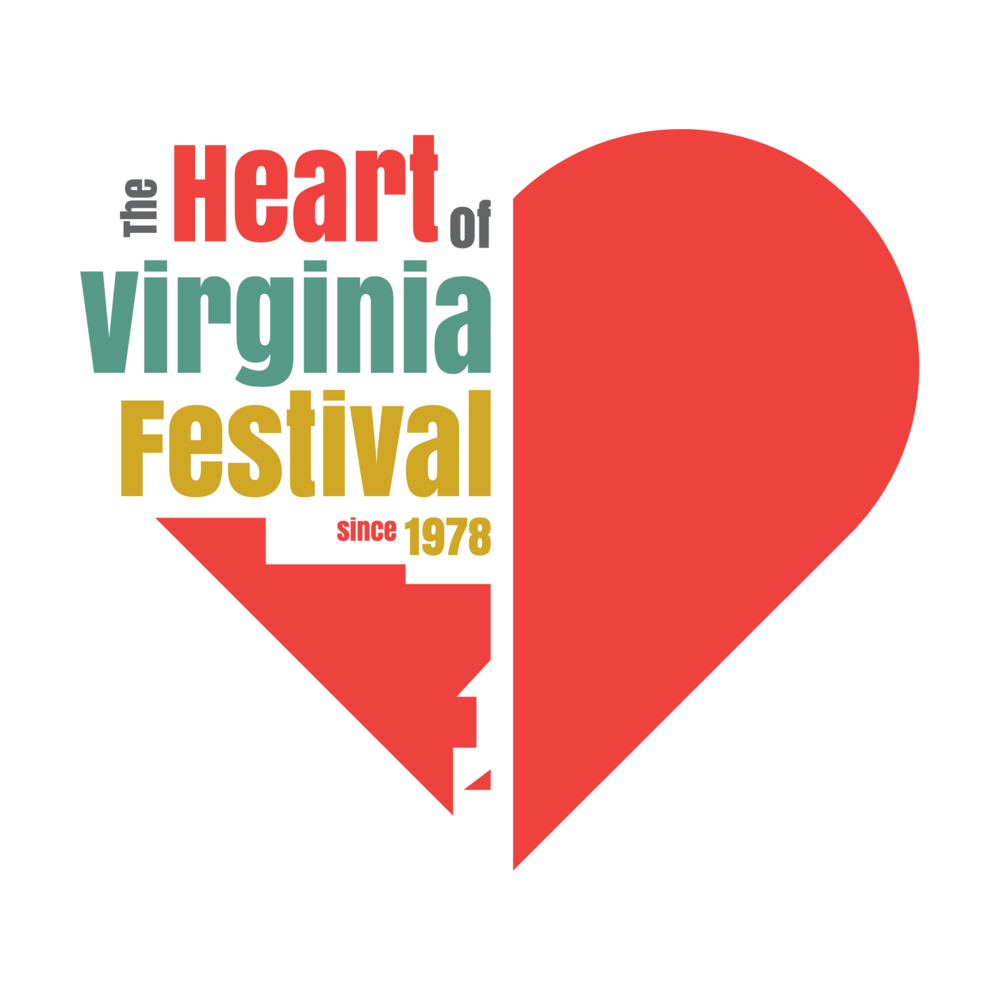 Heart of Virginia Festival Logo