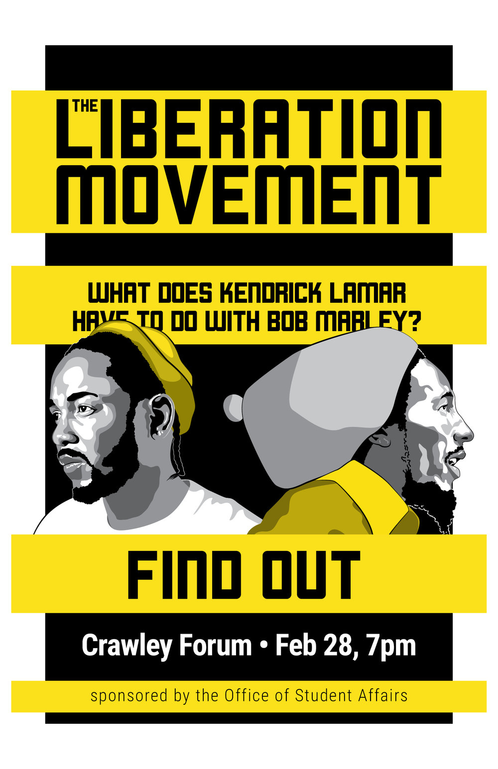 Liberation Movement: Lama & Marley