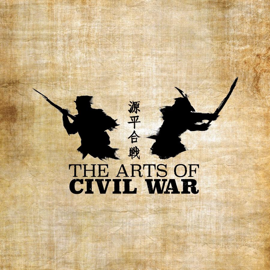 The Arts of Civil War Logo
