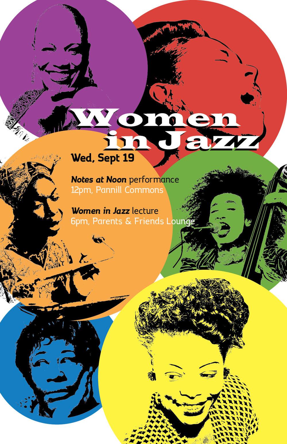 Women in Jazz