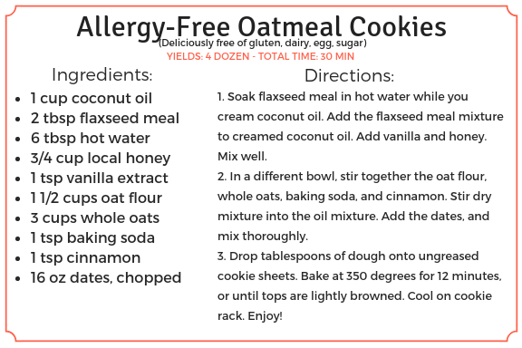 Allergy Free Oatmeal Cookie recipe.png